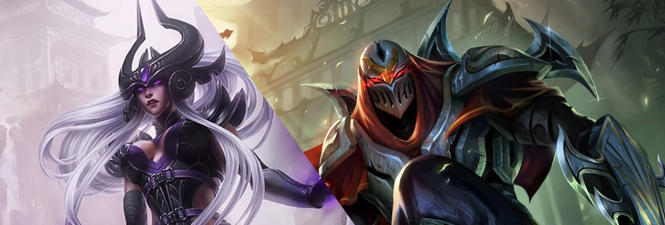 syndra and zed relationship